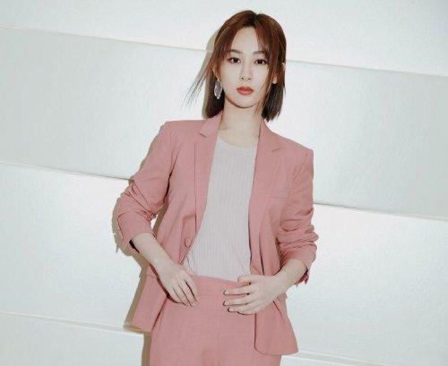 张艺兴杨紫穿同款睡衣