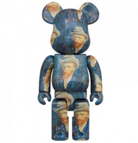 bearbrick积木熊为什么贵