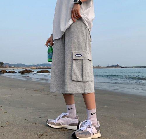 七分裤怎么搭配衣服男
