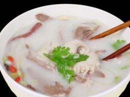健康养生:冬季养生汤煲汤食谱