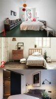 文艺简朴性质的卧室装修效果图