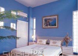 地中海风格卧室 简洁而不失活力