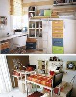 小卧室布置出大空间 小型卧室设计技巧