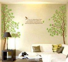 家庭装修客厅墙纸效果图欣赏