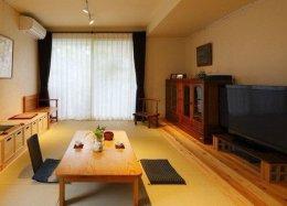"""简约的日式家居装修效果图展现对自然""""禅意""""的追求"""