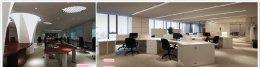 六款好看的办公室装修效果图