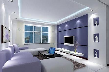 最简单客厅装修效果图,