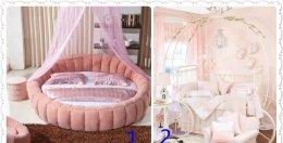 六款女孩公主床图片 助你完成公主梦
