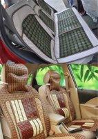 夏季汽车坐垫选择什么材质好