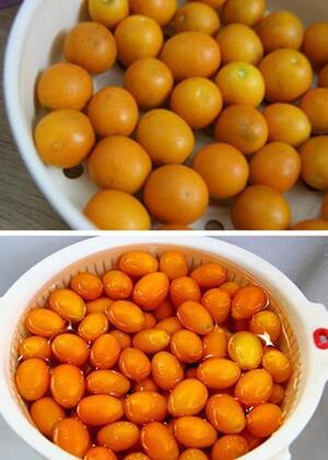 咸柑桔泡水的功效有哪些