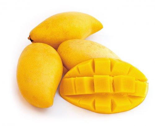 芒果不能与4类食物同食!❗️❗️