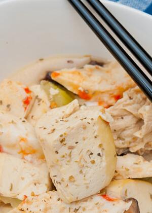 汉族传统小吃——徽州臭豆腐的做法