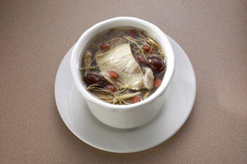 黄精茯苓瘦肉汤