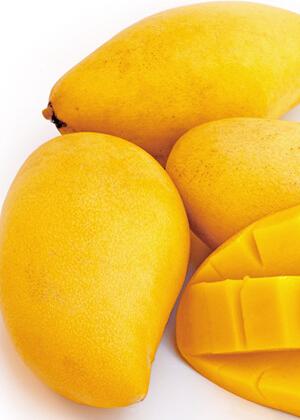 芒果营养价值虽高 便吃多了也有好处和坏处