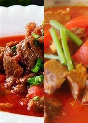 番茄和牛肉最配 番茄牛肉的家常做法