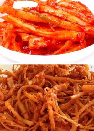 春季清热止咳有妙招——韩式小菜拌桔梗