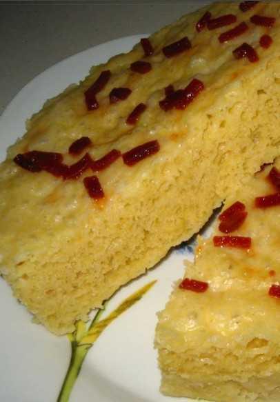玉米面发糕的做法教你做美味糕点