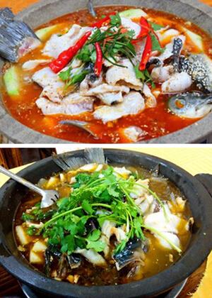 重庆石锅鱼有延年益寿的功效