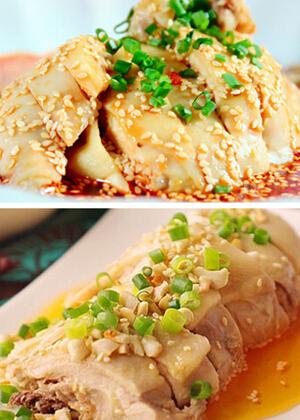 四川口水鸡的做法让你在家品尝名食