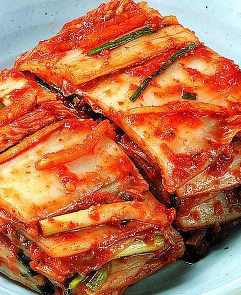 教你做韩国有名的泡菜——韩国辣白菜