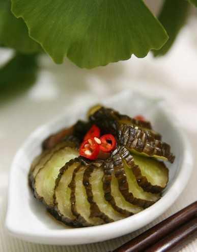 酱黄瓜的腌制方法简单便捷