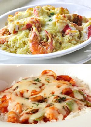 做一回大厨师——海鲜焗饭做法