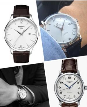 2021年最新的手表品牌大全推荐