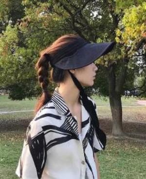 夏天戴什么帽子显脸小?这几款遮阳又显瘦!