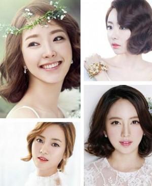 2021年韩国新娘妆造型图片 让你秒变最美新娘