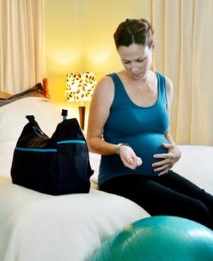 怀孕初期出血原因及应对方法
