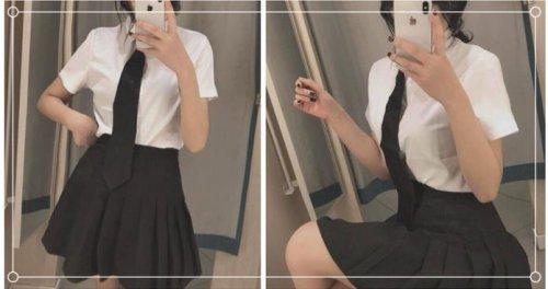 衬衫怎么搭配比较时尚?
