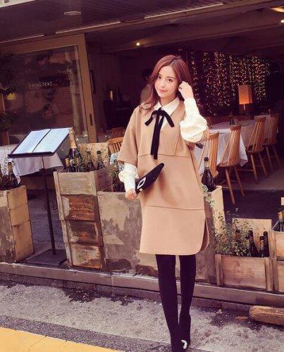 韩国时尚孕妇装推荐