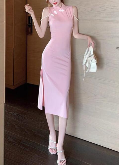 日常适合什么款式的旗袍?最后一款胖妹子也能穿