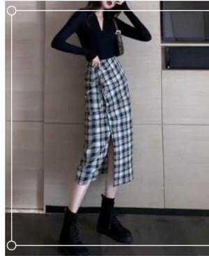 什么裙子配马丁靴好看?配这五款裙子都很合适