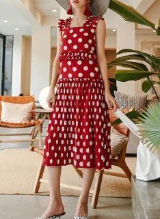 优雅大气的连衣裙 穿上让你散发无限魅力!
