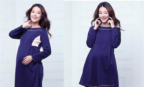 冬季新款韩版孕妇装