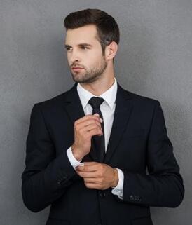 职场商务男士穿着之技巧篇 男士们请了解一下!