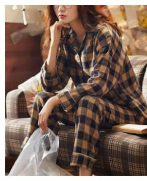 时尚舒适的春季居家睡衣 让你爱上回家!