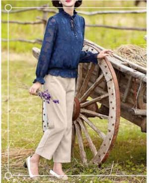 中年女人秋季怎么穿衣?跟着这样穿既优雅又显年轻!