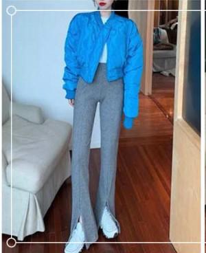 小个子女生穿短款外套怎么搭配?跟着这样穿秒变时髦精