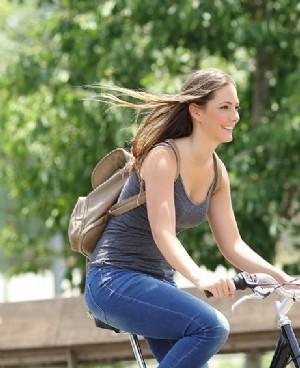 骑单车能减肚子吗?骑车减肚子的方法