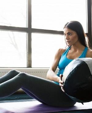 如何快速减小肚子?简易动作高效消脂塑小腹