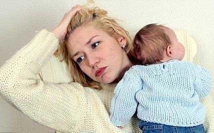 关注妈妈产后得荨麻疹原因