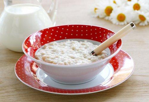 牛奶燕麦粥助孕妈增抵抗力