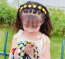 1岁女宝宝发型 婴儿发型女短发怎么剪
