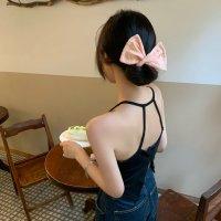 麻花辫低盘发 盘头发简单好看的发型