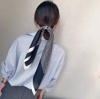 丝巾发带怎么系 发带怎么扎简单漂亮