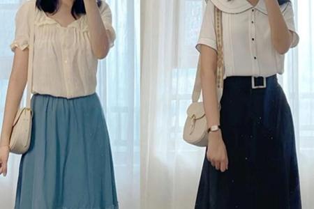 夏天怎么穿搭衣服好看女?❓❓
