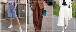 矮个子女生穿裤子禁忌 避开这些才可以显高显气质!