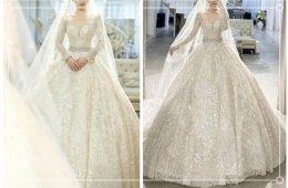 适合胖人穿的婚纱款式 穿上这几款让你又美又瘦!